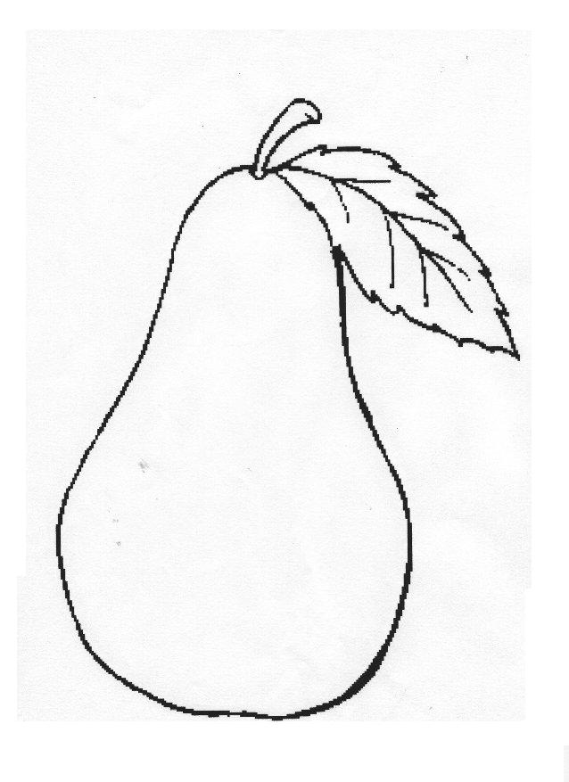 Favorito Frutti di stagione autunno da colorare | Frutti di stagione  KK46