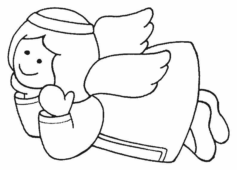 Angeli e arcangeli disegno da colorare angeli e arcangeli for Disegni da colorare angeli