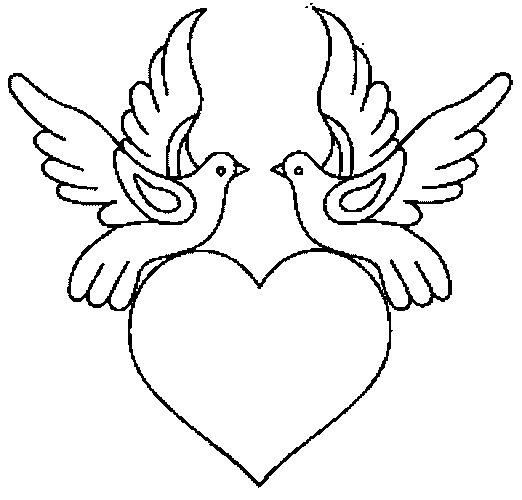 Matrimonio sacramento del matrimonio - Dessin de saint valentin ...