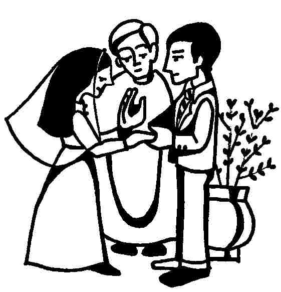 sacraments of the catholic church coloring pages - photo #19