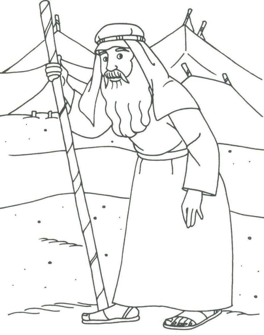 Holiday Coloring Pages Nehemiah Page Abramo