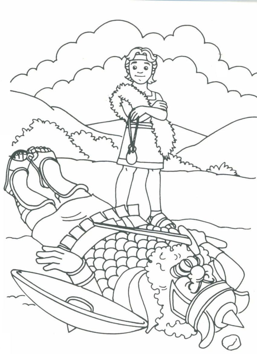 Davide re davide davide da colorare for King david coloring pages free