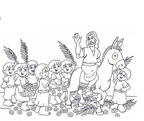 La Domenica Delle Palme Entrata Trionfale Di Gesù A Gerusalemme