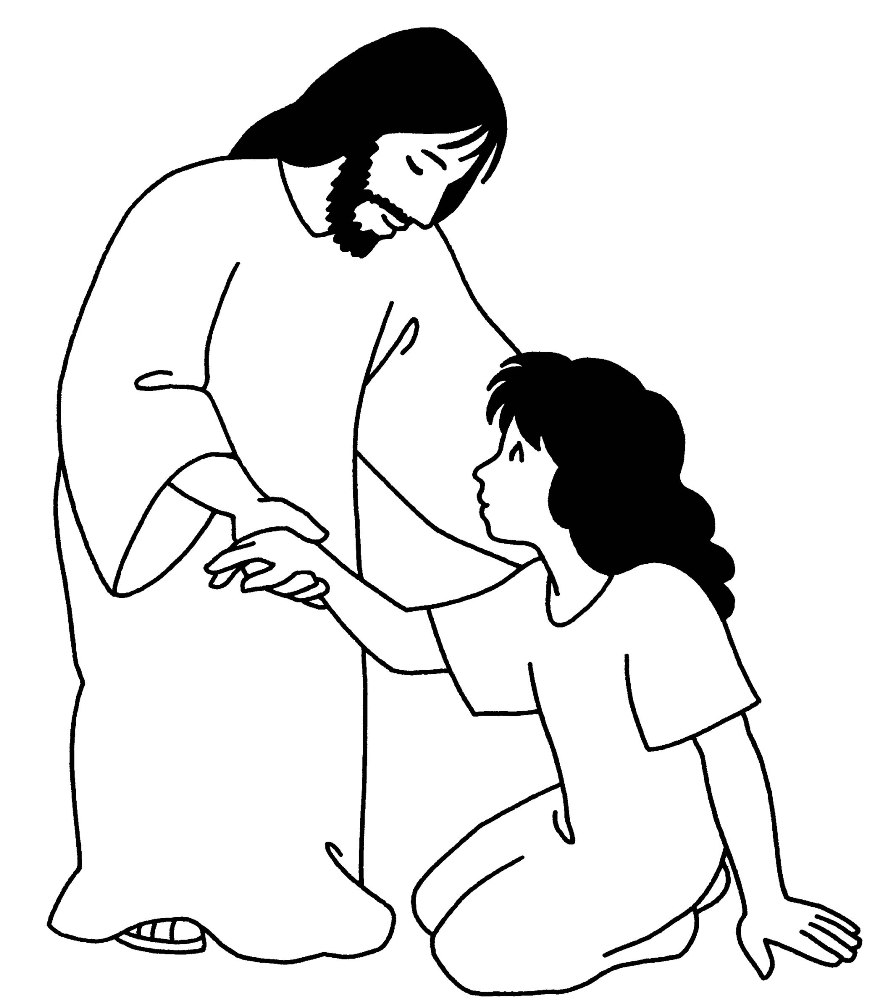 1000 images about jarius 39 daughter on pinterest for for Jesus heals jairus daughter coloring page