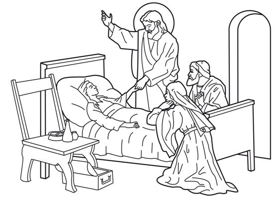 dead guy coloring pages - photo#31
