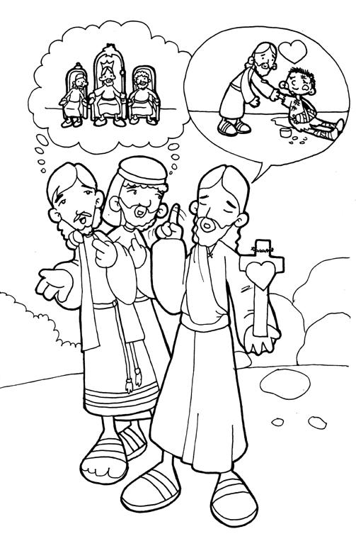Disegni bibbia da colorare disegni biblici giochi - Foglio da colorare della bibbia ...