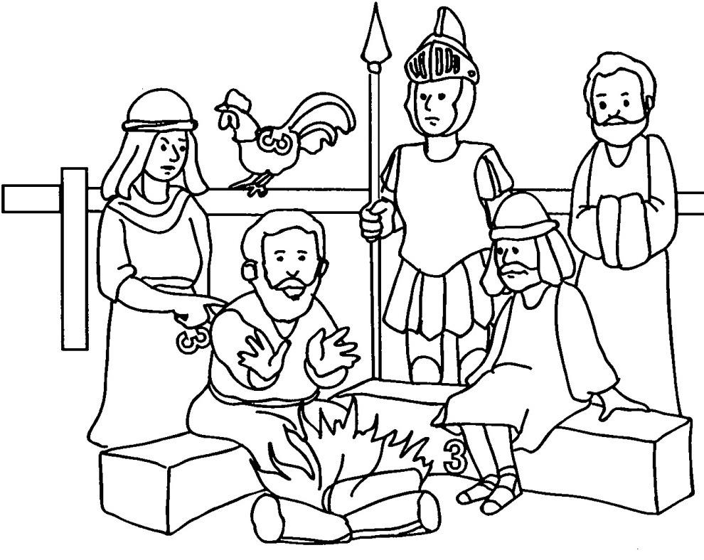 Disegni Bibbia Da Colorare Disegni Biblici Giochi Sulla