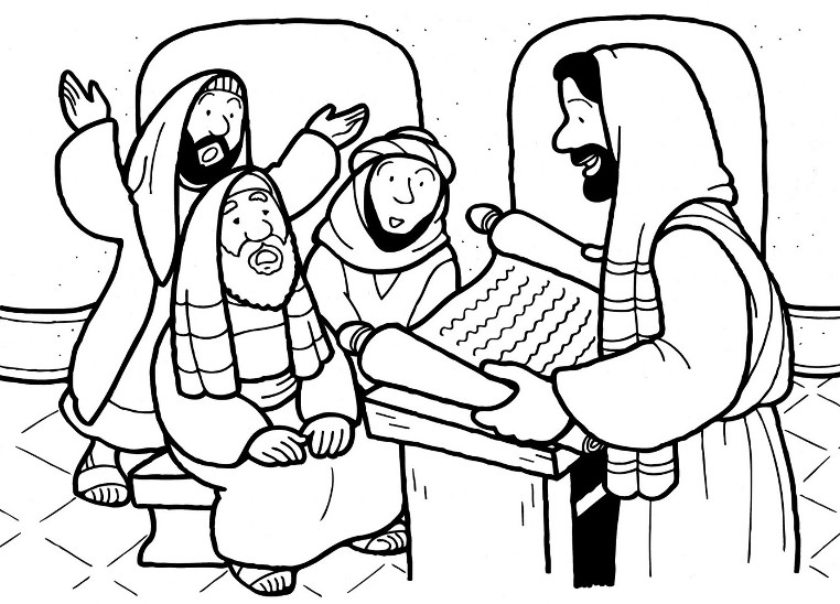 Paul Preaching In Athens Coloring Pages Coloring Pages border=