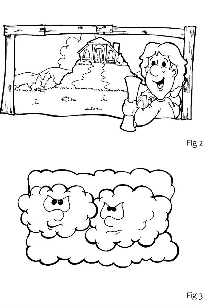 Parable of the unforgiving servant coloring 1600 for Unmerciful servant coloring page
