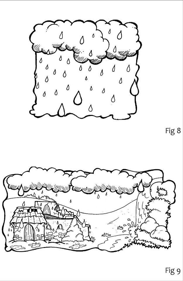 1000 images about bible nt wise and foolish builders on for Wise man foolish man coloring page