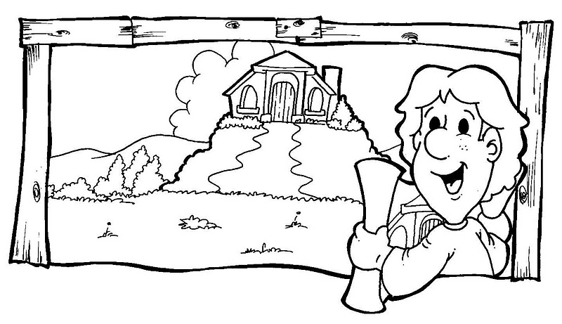 1000 images about bible nt wise and foolish builders on for The rich fool coloring page