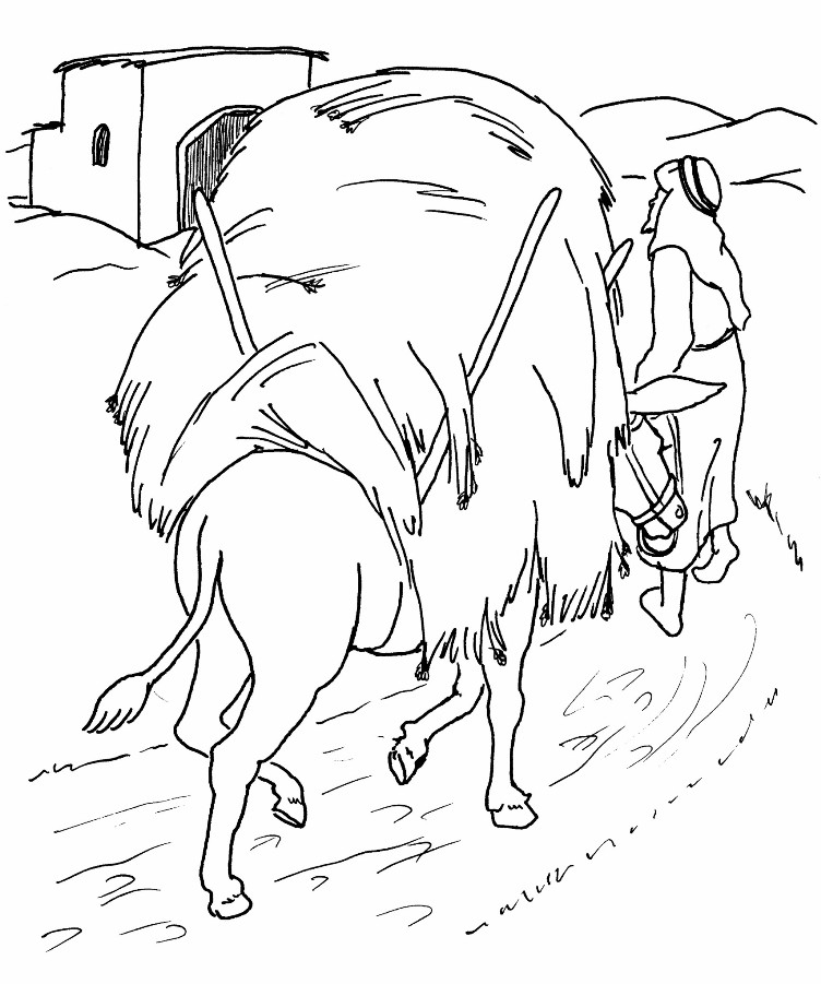 parables coloring pages - photo#21