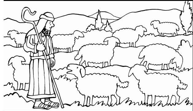 La pecorella smarrita   Pecorella smarrita parabola