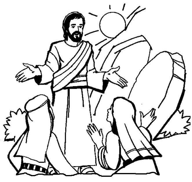 Risurrezione Di Gesu