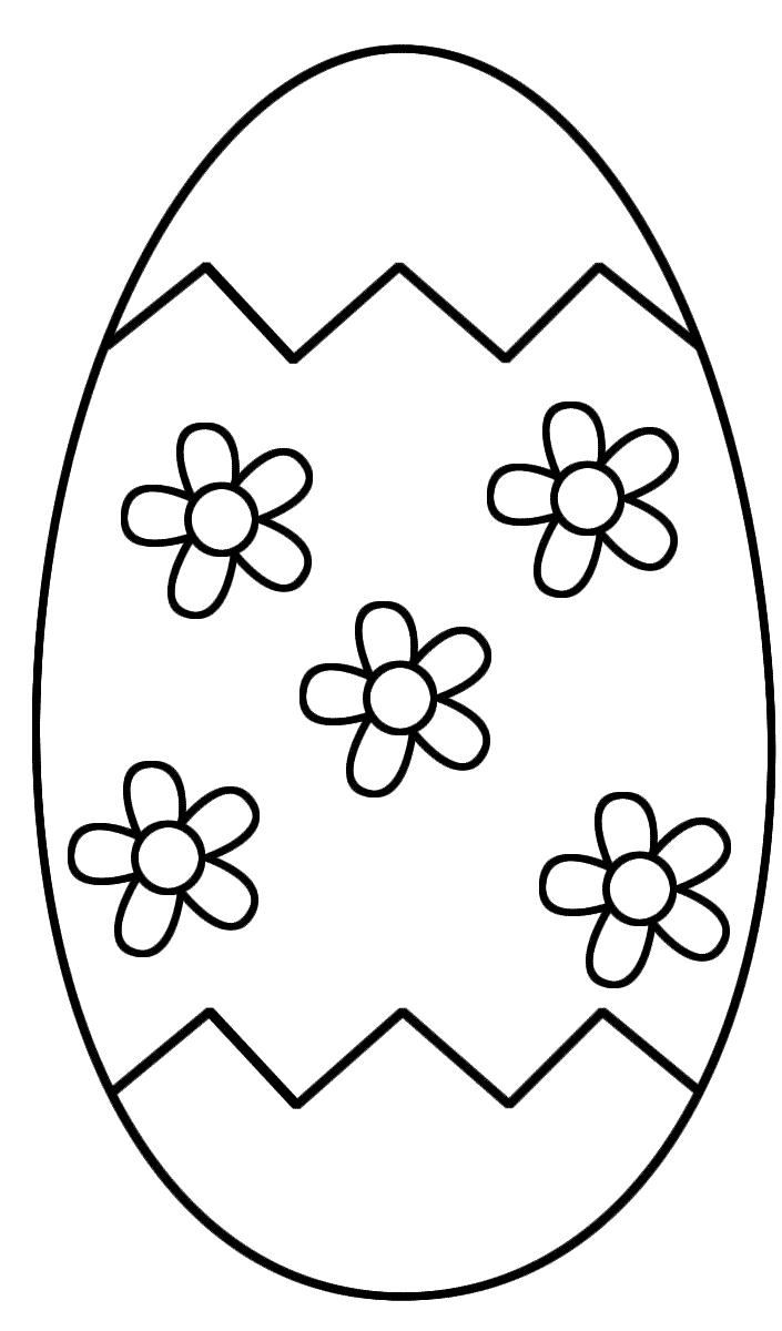 decorazioni uova pasquali disegni da colorare imagixs