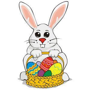 Coniglietto di pasqua da colorare coniglietto di pasqua - Lettere stampabili del coniglietto di pasqua ...