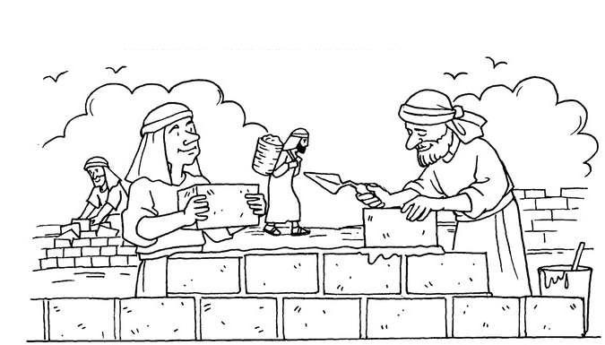 1000+ images about Bible Story - Nehemiah - Ezra on Pinterest