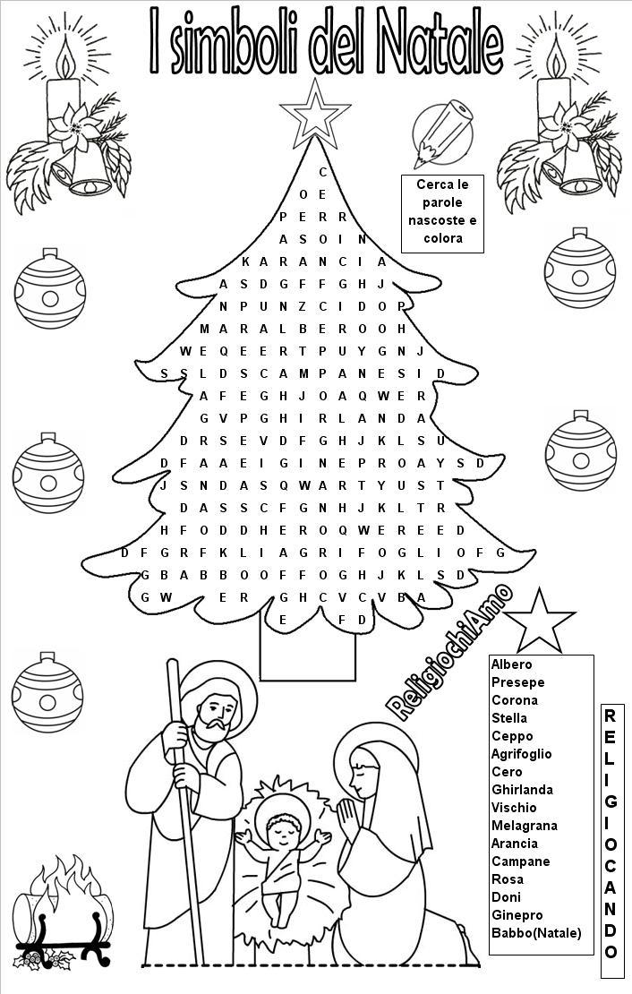 I Simboli Del Natale.Simboli Del Natale