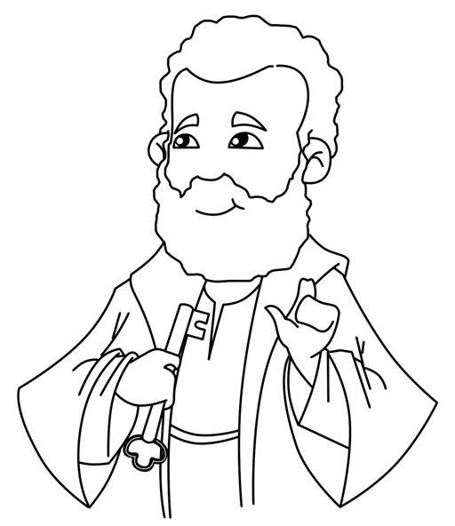 San Pietro Apostolo Simon Pietro Apostolo Pietro